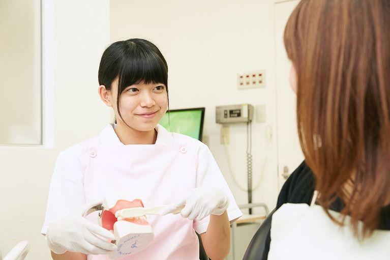 歯周病の予防について